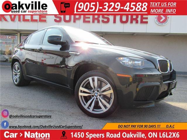 2011 BMW X6 M TWIN TURBO 555 HP | NAVI | SUNROOF | LOW KM! (Stk: P11351) in Oakville - Image 1 of 28