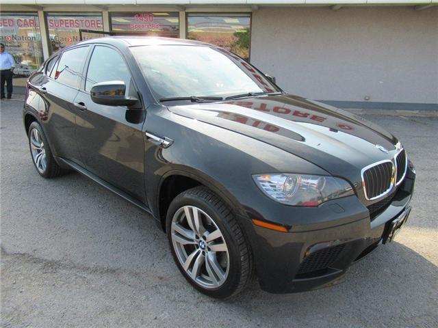 2011 BMW X6 M TWIN TURBO 555 HP | NAVI | SUNROOF | LOW KM! (Stk: P11351) in Oakville - Image 2 of 28