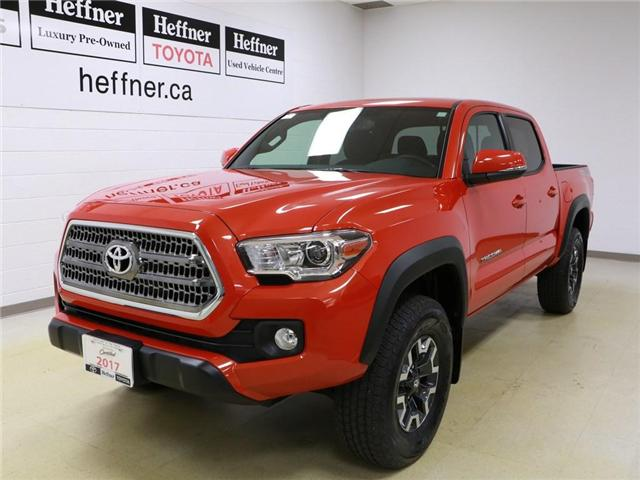 2017 Toyota Tacoma  (Stk: 186042) in Kitchener - Image 1 of 22