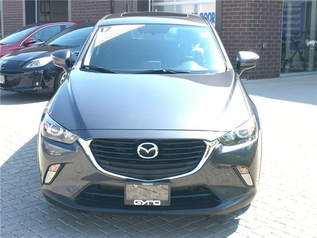2017 Mazda CX-3 GS (Stk: 28051A) in East York - Image 2 of 29