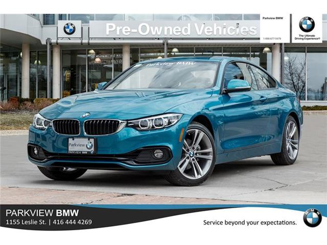 2018 BMW 430i xDrive (Stk: PP8141) in Toronto - Image 1 of 21