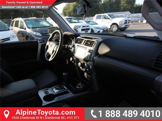 2018 Toyota 4Runner SR5 (Stk: 5602829) in Cranbrook - Image 11 of 18