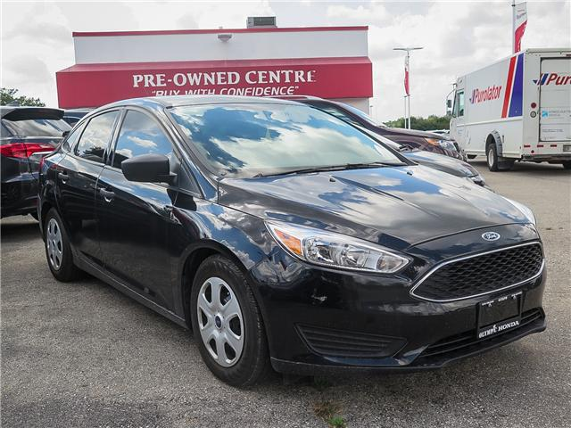 2016 Ford Focus  (Stk: C8186A) in Guelph - Image 1 of 1