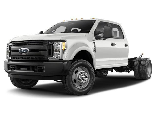 2018 Ford F-550 Chassis Lariat (Stk: JK-338) in Calgary - Image 1 of 1