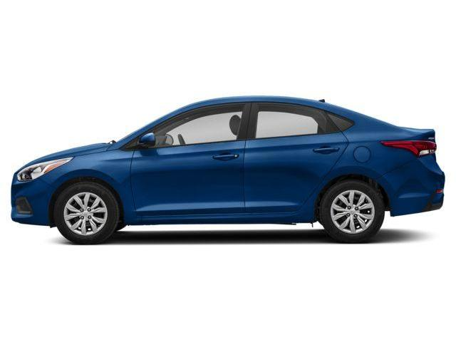 2019 Hyundai Accent Preferred (Stk: AT19007) in Woodstock - Image 2 of 9