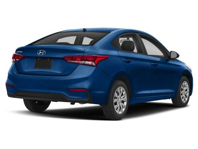 2019 Hyundai Accent Preferred (Stk: AT19007) in Woodstock - Image 3 of 9