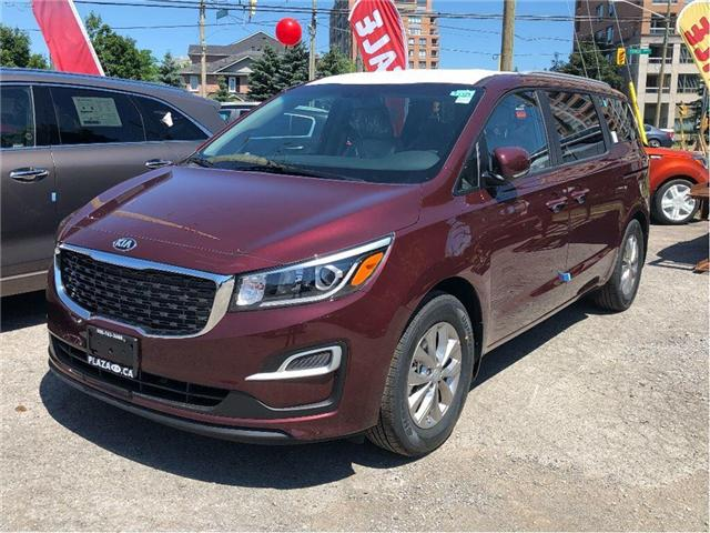 2019 Kia Sedona LX (Stk: 6496) in Richmond Hill - Image 1 of 5