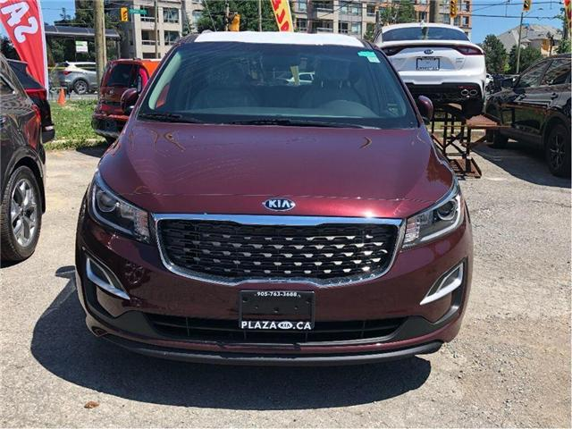 2019 Kia Sedona LX (Stk: 6496) in Richmond Hill - Image 2 of 5