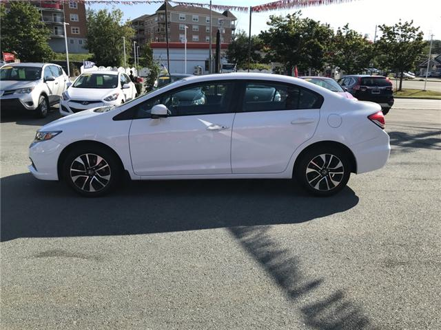 2015 Honda Civic EX (Stk: U11623) in Lower Sackville - Image 2 of 14