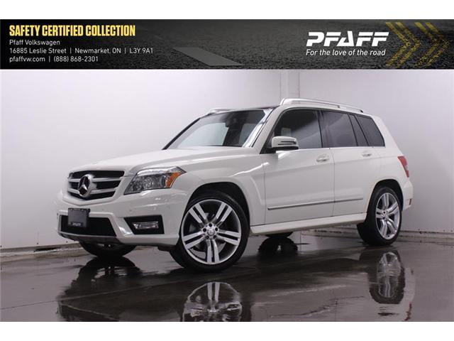 2012 Mercedes-Benz GLK-Class Base (Stk: V3284A) in Newmarket - Image 1 of 19