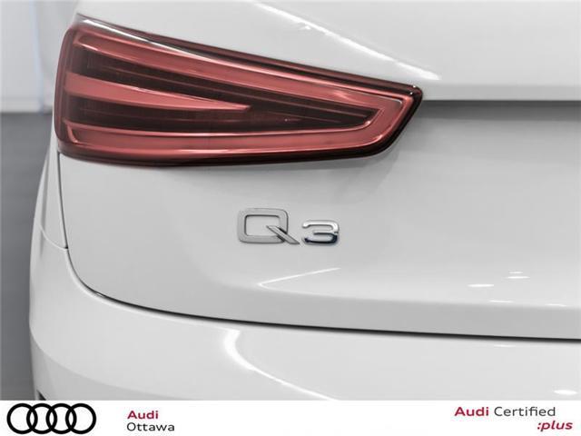 2015 Audi Q3 2.0T Progressiv (Stk: PA450A) in Ottawa - Image 5 of 22