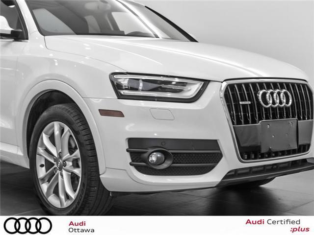 2015 Audi Q3 2.0T Progressiv (Stk: PA450A) in Ottawa - Image 9 of 22
