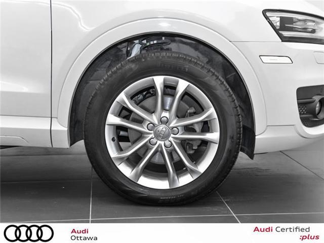 2015 Audi Q3 2.0T Progressiv (Stk: PA450A) in Ottawa - Image 10 of 22