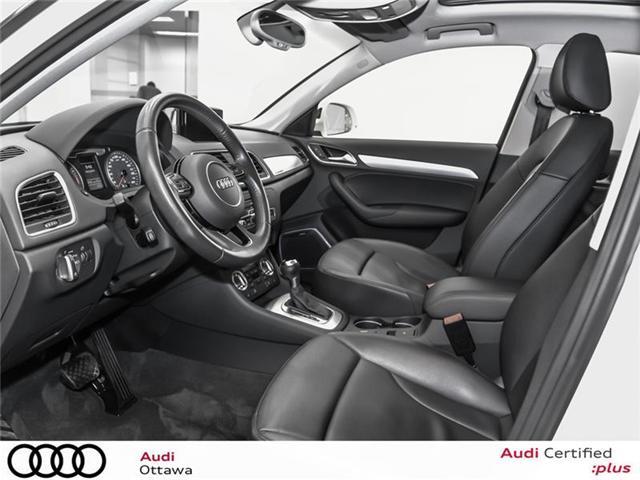 2015 Audi Q3 2.0T Progressiv (Stk: PA450A) in Ottawa - Image 15 of 22