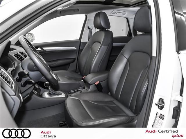 2015 Audi Q3 2.0T Progressiv (Stk: PA450A) in Ottawa - Image 16 of 22
