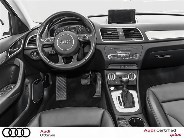 2015 Audi Q3 2.0T Progressiv (Stk: PA450A) in Ottawa - Image 17 of 22