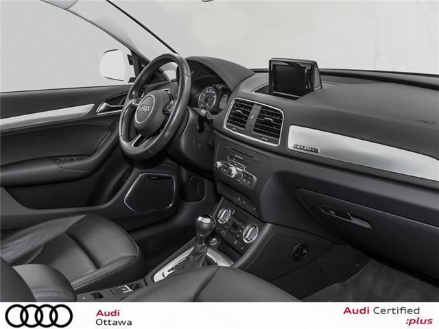 2015 Audi Q3 2.0T Progressiv (Stk: PA450A) in Ottawa - Image 18 of 22