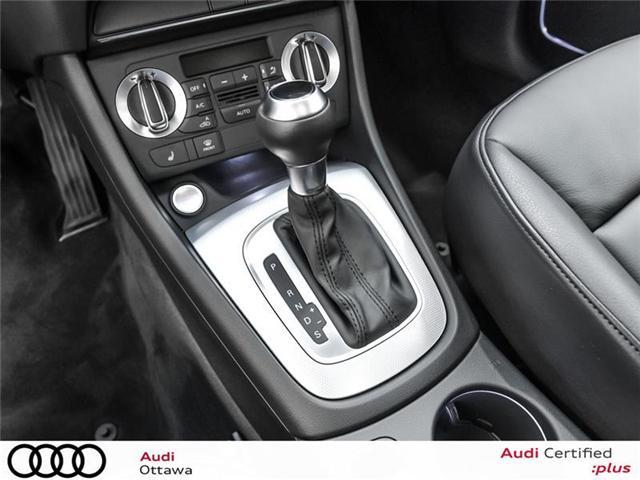 2015 Audi Q3 2.0T Progressiv (Stk: PA450A) in Ottawa - Image 20 of 22