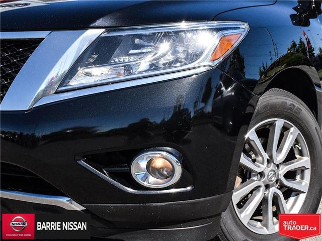 2015 Nissan Pathfinder SL (Stk: 18142A) in Barrie - Image 2 of 30