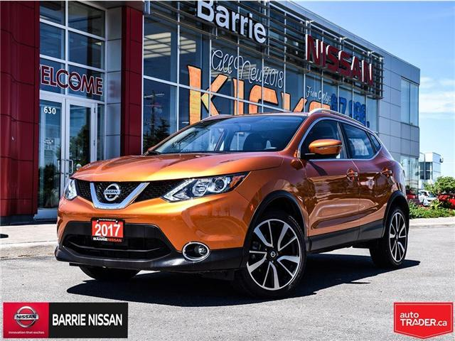 2017 Nissan Qashqai SL (Stk: 18504A) in Barrie - Image 1 of 29