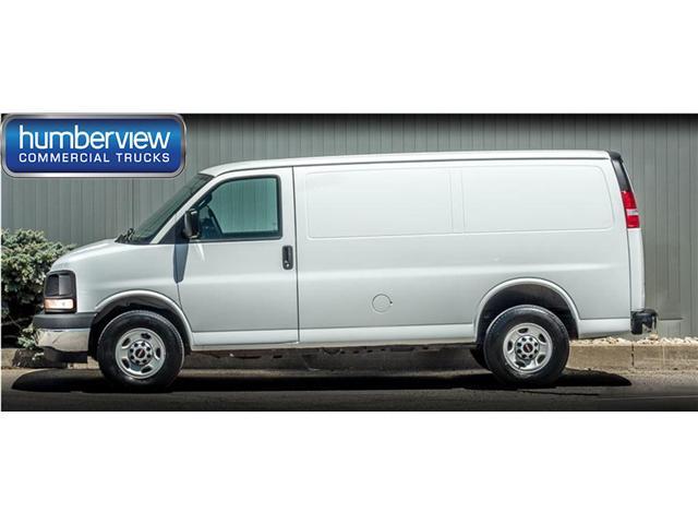 2017 GMC Savana 2500 Work Van (Stk: CTDR1993 SHORT ) in Mississauga - Image 1 of 13