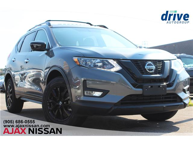 2018 Nissan Rogue Midnight Edition (Stk: T111) in Ajax - Image 1 of 25