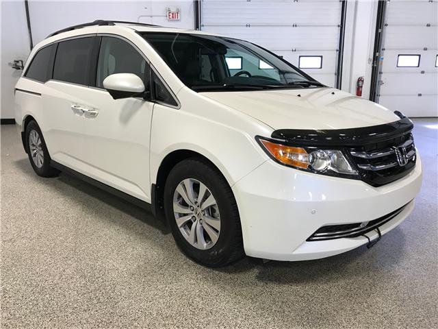 2014 Honda Odyssey EX-L (Stk: P11673) in Calgary - Image 2 of 12