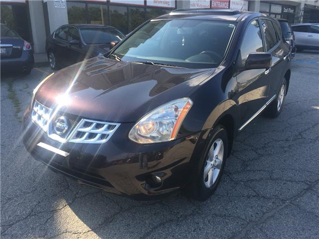2013 Nissan Rogue S (Stk: ) in Toronto - Image 2 of 18