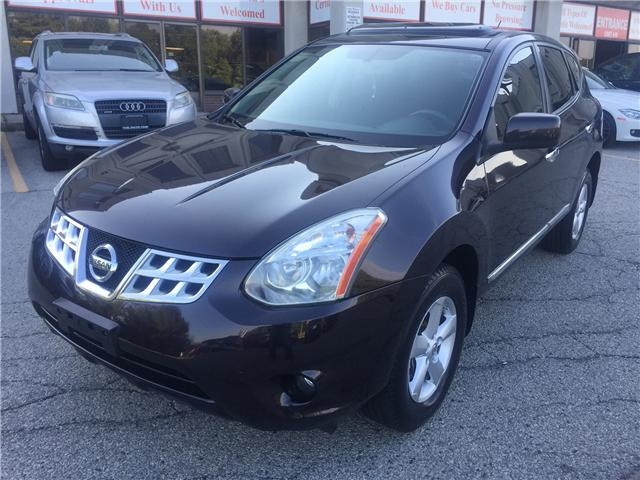 2013 Nissan Rogue S (Stk: ) in Toronto - Image 1 of 18