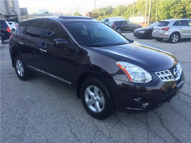 2013 Nissan Rogue S (Stk: ) in Toronto - Image 8 of 18