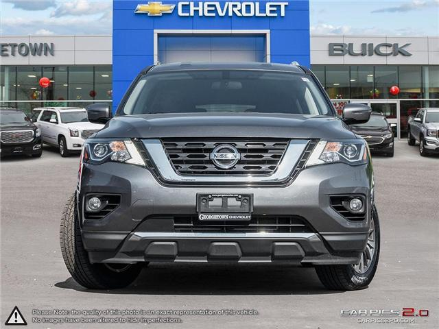 2017 Nissan Pathfinder SV (Stk: 27952) in Georgetown - Image 2 of 27