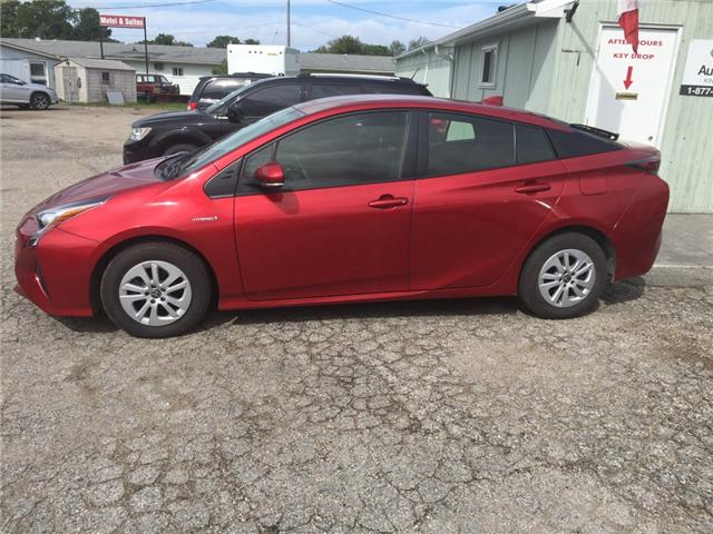 2016 Toyota Prius Base (Stk: -R07816) in Kincardine - Image 2 of 13