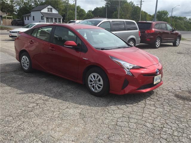 2016 Toyota Prius Base (Stk: -R07816) in Kincardine - Image 7 of 13