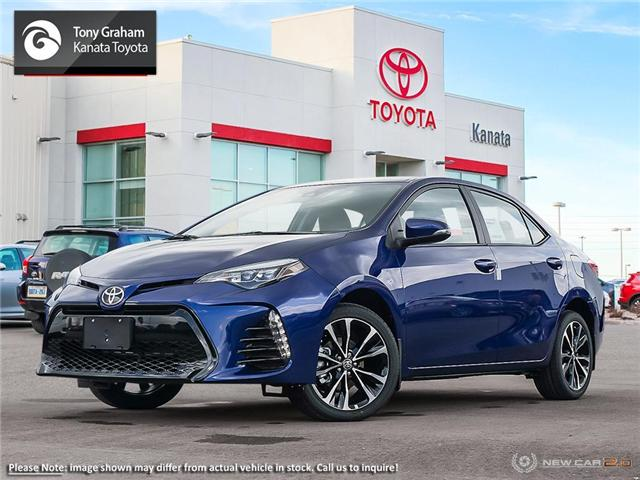 2019 Toyota Corolla SE Upgrade Package (Stk: 89012) in Ottawa - Image 1 of 24