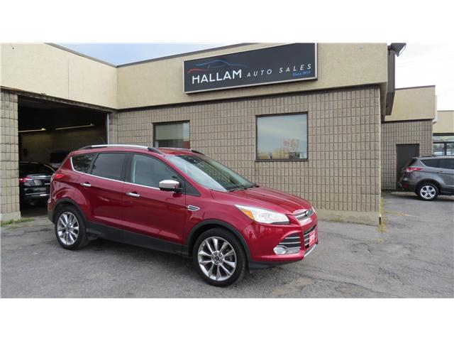 2015 Ford Escape SE (Stk: ) in Kingston - Image 1 of 18