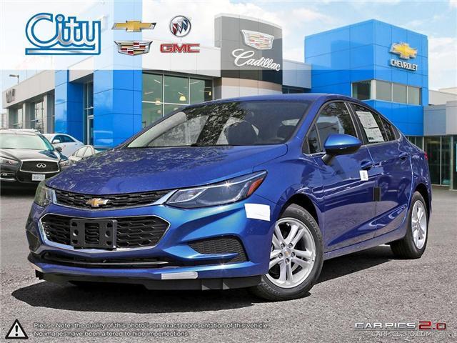 2018 Chevrolet Cruze LT Auto (Stk: 2817144) in Toronto - Image 1 of 27