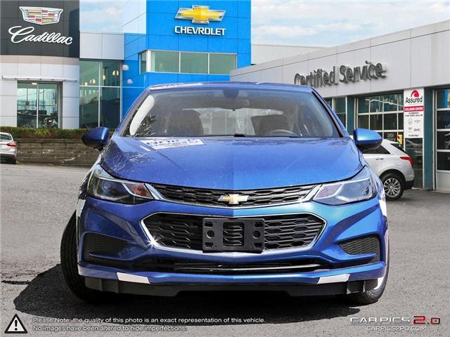2018 Chevrolet Cruze LT Auto (Stk: 2817144) in Toronto - Image 2 of 27