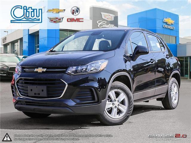 2018 Chevrolet Trax LS (Stk: 2827434) in Toronto - Image 1 of 27