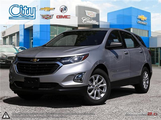 2018 Chevrolet Equinox LS (Stk: 2818935D) in Toronto - Image 1 of 27