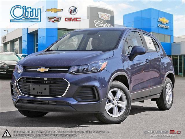 2018 Chevrolet Trax LS (Stk: 2805419) in Toronto - Image 1 of 27