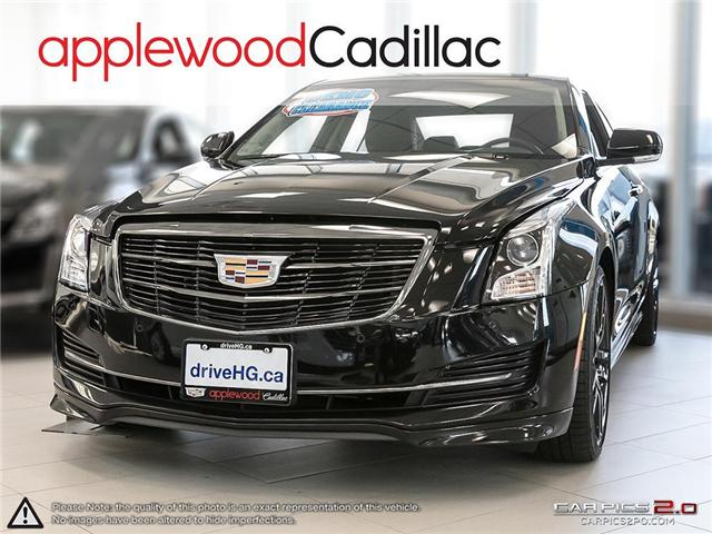 2018 Cadillac ATS 2.0L Turbo Luxury (Stk: K8A032) in Mississauga - Image 1 of 23