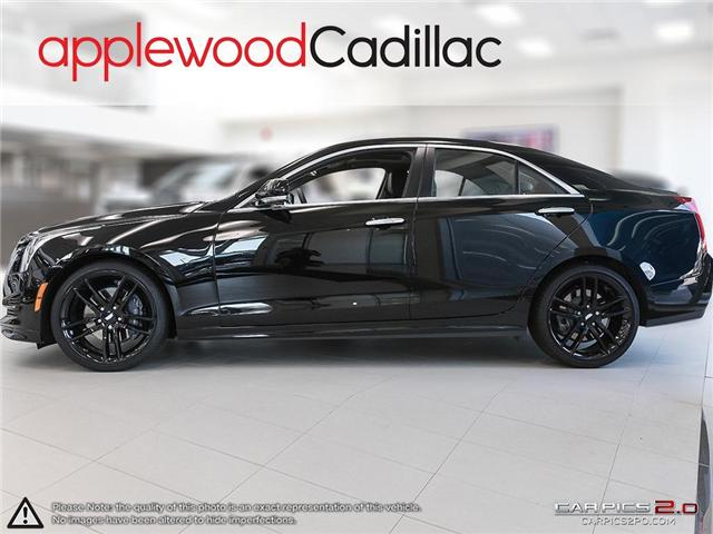 2018 Cadillac ATS 2.0L Turbo Luxury (Stk: K8A032) in Mississauga - Image 2 of 23