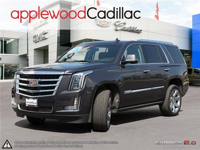 2018 Cadillac Escalade Premium Luxury (Stk: K8K010) in Mississauga - Image 1 of 23