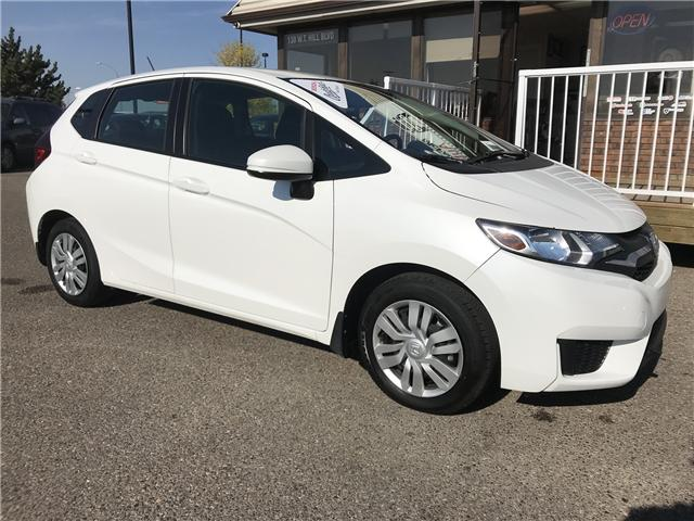 2015 Honda Fit LX (Stk: 1631A) in Lethbridge - Image 1 of 22