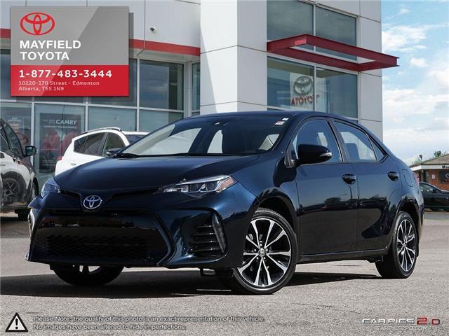 2017 Toyota Corolla SE (Stk: 1801710A) In Edmonton   Image 1 Of 20