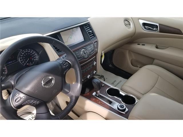 2017 Nissan Pathfinder Platinum (Stk: 17097) in Bracebridge - Image 2 of 5
