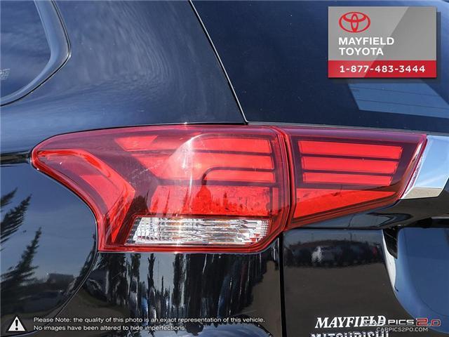 2018 Mitsubishi Outlander ES (Stk: 184196) in Edmonton - Image 11 of 20