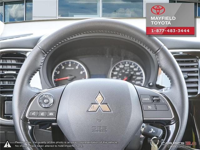 2018 Mitsubishi Outlander ES (Stk: 184196) in Edmonton - Image 13 of 20