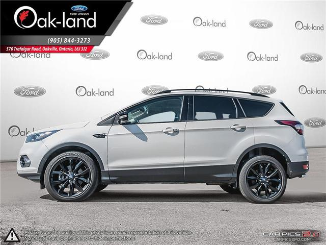 2018 Ford Escape Titanium (Stk: A3037) in Oakville - Image 1 of 1