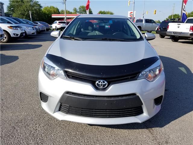2015 Toyota Corolla S (Stk: ) in Kemptville - Image 2 of 13